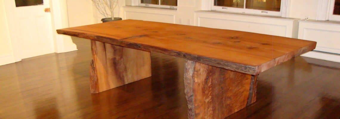 Slideshow-Rustic Dining Tables